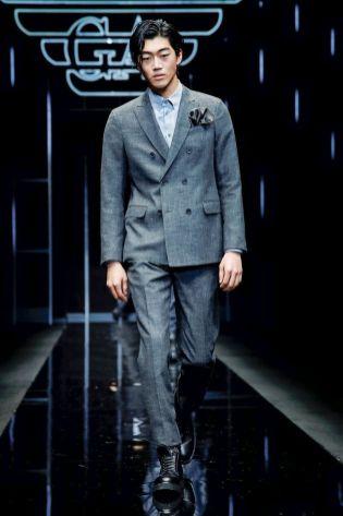 Emporio Armani Menswear Fall Winter 2019 Milan86