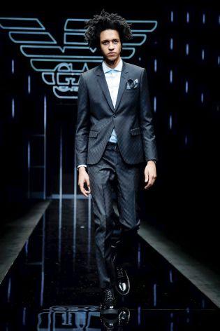 Emporio Armani Menswear Fall Winter 2019 Milan88