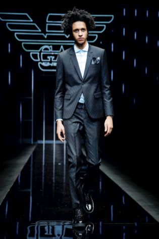 Emporio Armani Menswear Fall Winter 2019 Milan88