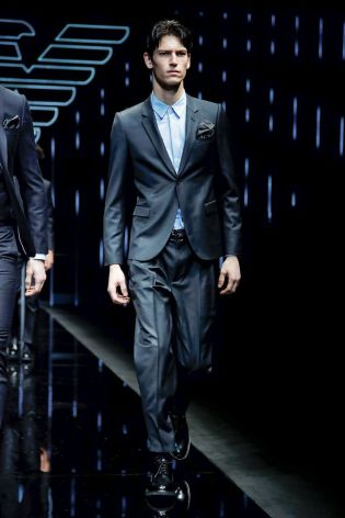 Emporio Armani Menswear Fall Winter 2019 Milan90