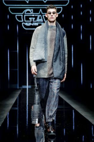 Emporio Armani Menswear Fall Winter 2019 Milan91