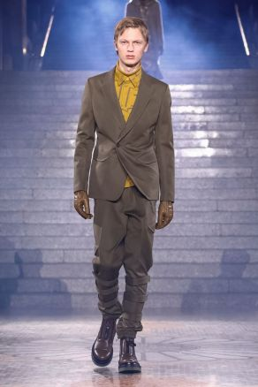 Ermenegildo Zegna XXX Menswear Fall Winter 2019 Milan16