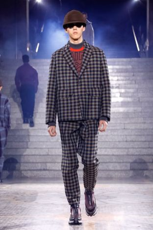 Ermenegildo Zegna XXX Menswear Fall Winter 2019 Milan18
