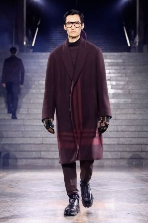 Ermenegildo Zegna XXX Menswear Fall Winter 2019 Milan29