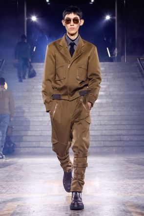 Ermenegildo Zegna XXX Menswear Fall Winter 2019 Milan32