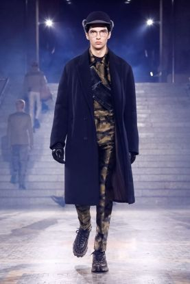 Ermenegildo Zegna XXX Menswear Fall Winter 2019 Milan4