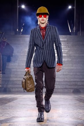 Ermenegildo Zegna XXX Menswear Fall Winter 2019 Milan5