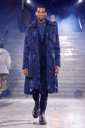 Ermenegildo Zegna XXX Menswear Fall Winter 2019 Milan6