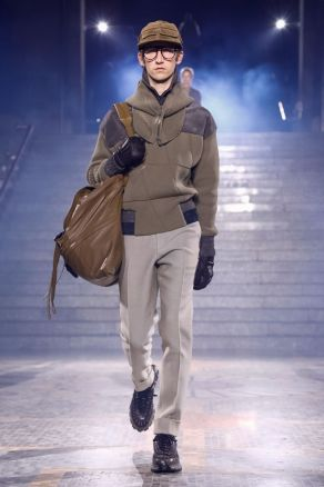 Ermenegildo Zegna XXX Menswear Fall Winter 2019 Milan8