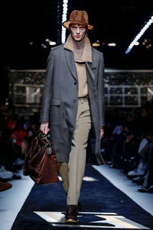 Fendi Menswear Fall Winter 2019 Milan16