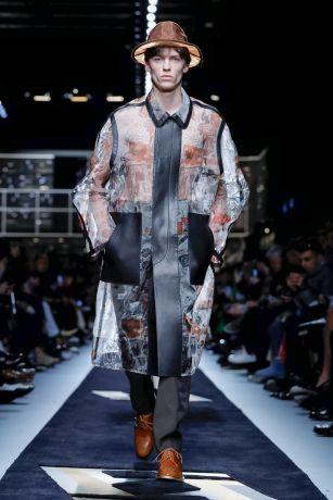 Fendi Menswear Fall Winter 2019 Milan25