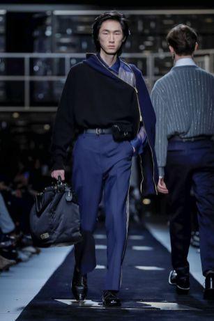 Fendi Menswear Fall Winter 2019 Milan37