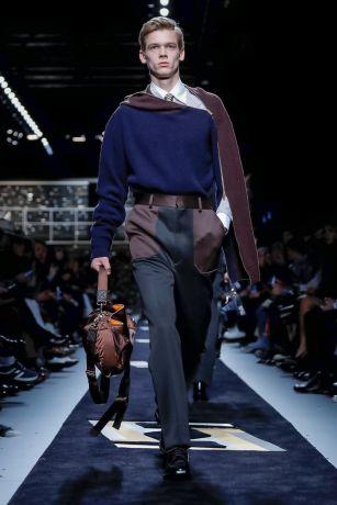 Fendi Menswear Fall Winter 2019 Milan41
