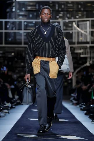 Fendi Menswear Fall Winter 2019 Milan45