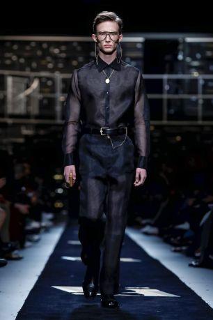 Fendi Menswear Fall Winter 2019 Milan60