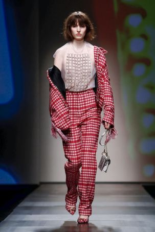 Frankie Morello Men & Women Fall Winter 2019 Milan21