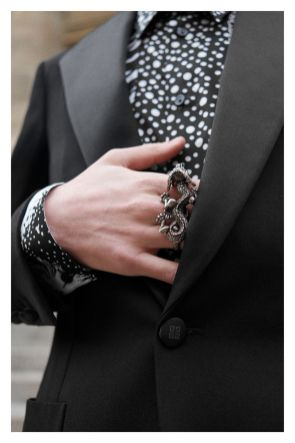 Givenchy Menswear Fall Winter 2019 Paris22