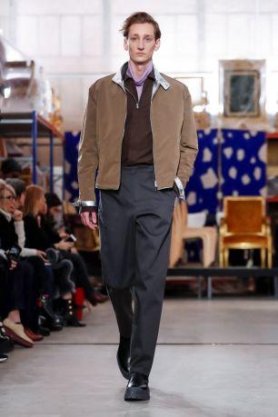 Hermes Menswear Fall Winter 2019 Paris1