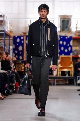 Hermes Menswear Fall Winter 2019 Paris11