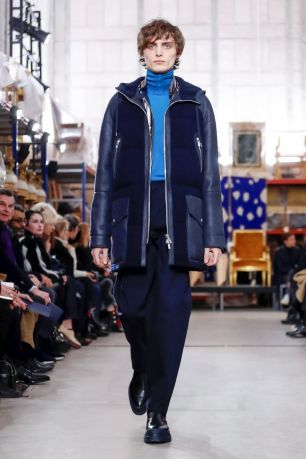 Hermes Menswear Fall Winter 2019 Paris18