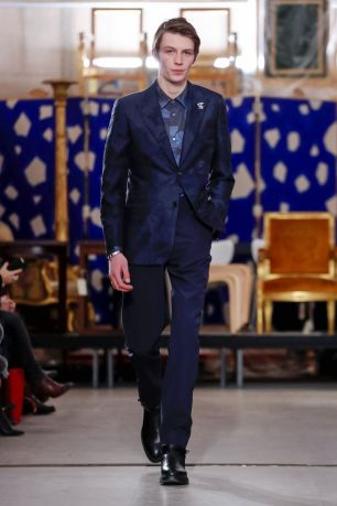 Hermes Menswear Fall Winter 2019 Paris32