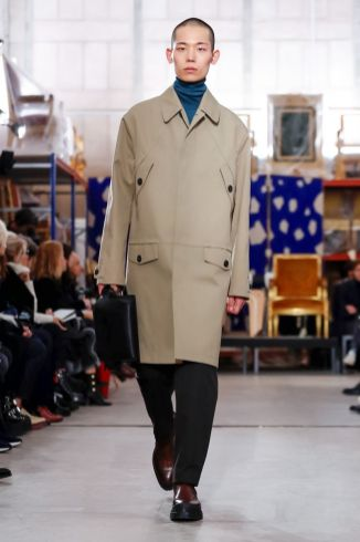 Hermes Menswear Fall Winter 2019 Paris37