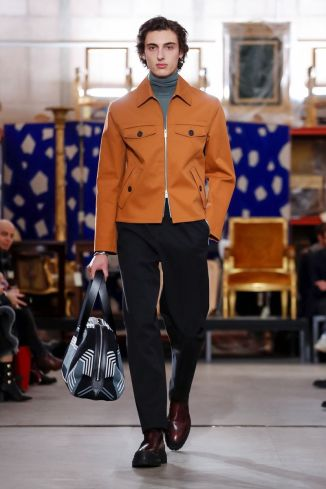 Hermes Menswear Fall Winter 2019 Paris44