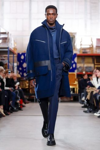 Hermes Menswear Fall Winter 2019 Paris47