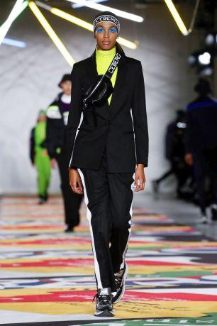 Iceberg Womenswear Menswear Fall Winter 2019 London11