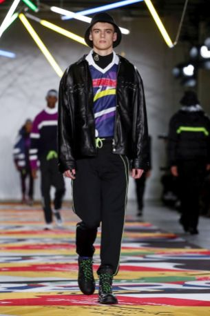 Iceberg Womenswear Menswear Fall Winter 2019 London14