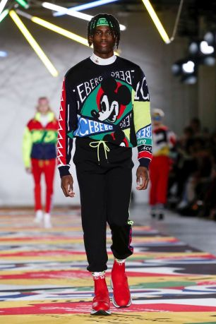Iceberg Womenswear Menswear Fall Winter 2019 London2