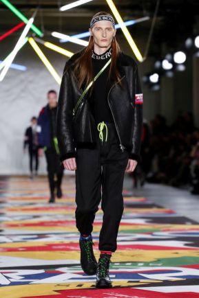 Iceberg Womenswear Menswear Fall Winter 2019 London23