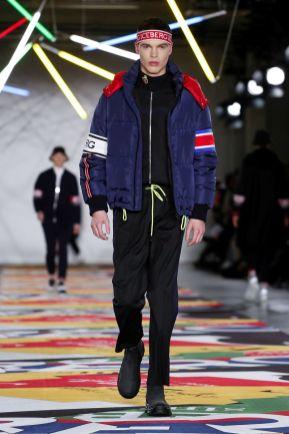 Iceberg Womenswear Menswear Fall Winter 2019 London24