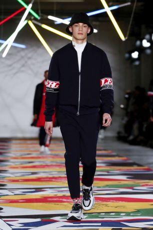 Iceberg Womenswear Menswear Fall Winter 2019 London25