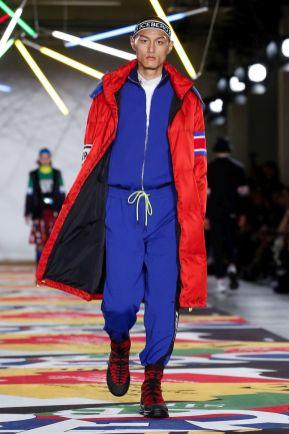 Iceberg Womenswear Menswear Fall Winter 2019 London27