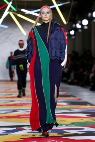 Iceberg Womenswear Menswear Fall Winter 2019 London29