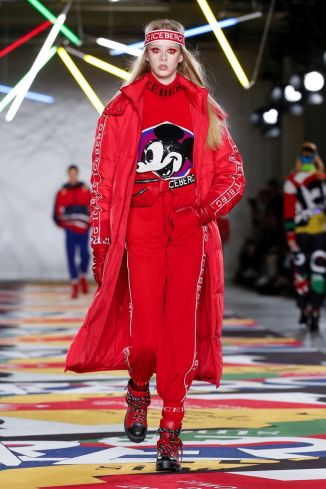 Iceberg Womenswear Menswear Fall Winter 2019 London36