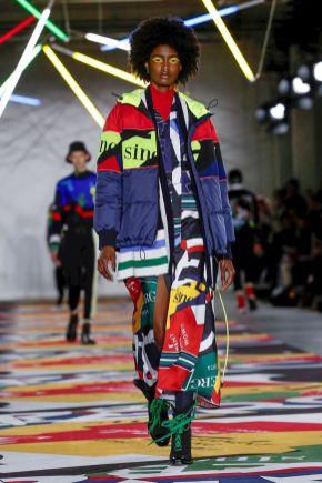 Iceberg Womenswear Menswear Fall Winter 2019 London4