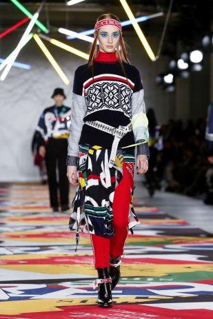 Iceberg Womenswear Menswear Fall Winter 2019 London41