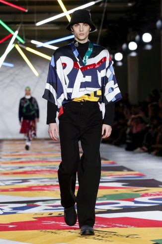 Iceberg Womenswear Menswear Fall Winter 2019 London42