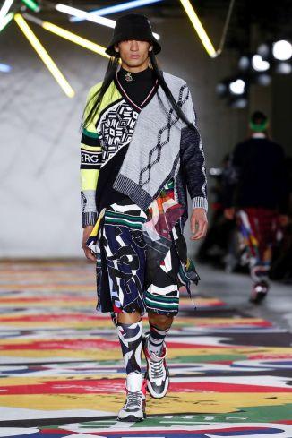 Iceberg Womenswear Menswear Fall Winter 2019 London45