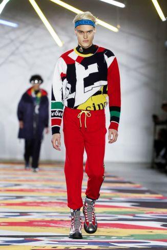 Iceberg Womenswear Menswear Fall Winter 2019 London47