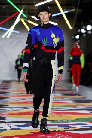 Iceberg Womenswear Menswear Fall Winter 2019 London5
