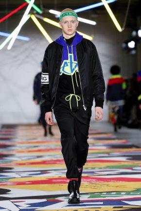 Iceberg Womenswear Menswear Fall Winter 2019 London7