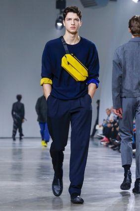 Issey Miyake Menswear Fall Winter 2019 Paris12