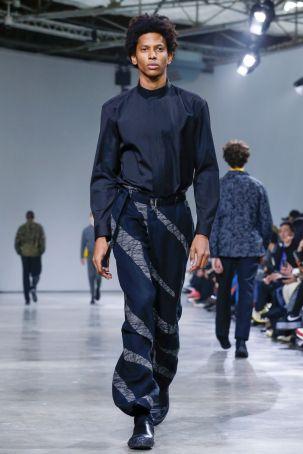 Issey Miyake Menswear Fall Winter 2019 Paris20