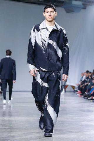 Issey Miyake Menswear Fall Winter 2019 Paris36