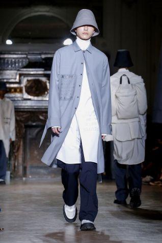 Jil Sander Menswear Fall Winter 2019 Paris30