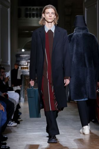 Jil Sander Menswear Fall Winter 2019 Paris35