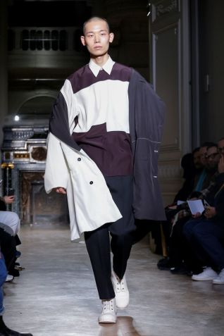 Jil Sander Menswear Fall Winter 2019 Paris38